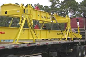 Lift and Spot Spreader