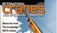 Picture of Tandemloc featured in International Cranes and Specialized Transport