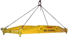 Picture of Q0800AA-2PA Forklift Container Spreader Frame