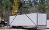 "Picture of Q2500AA-400D ""TACOM"" Style Load Leveling Bottom Lift Sling for 20' & 40' ISO Containers"