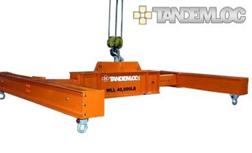 Picture of S41000F-1PA Adjustable Lift Beam