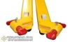 Picture of AB42000A-6PA Drop Down Twistlock Towbar