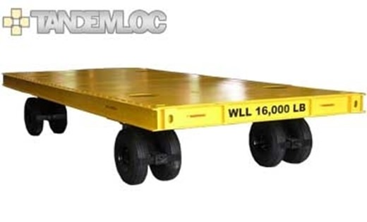 Picture of T10000C-4PA Container Cart