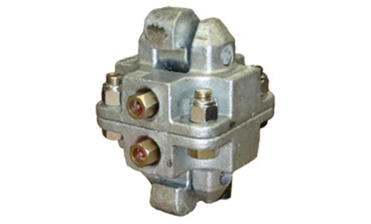Picture of K08A00B-1GA Double Vertical Clamp Connector (VI-SO)