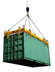 Picture of N3100 Fixed Autoloc® Container Lift Frame