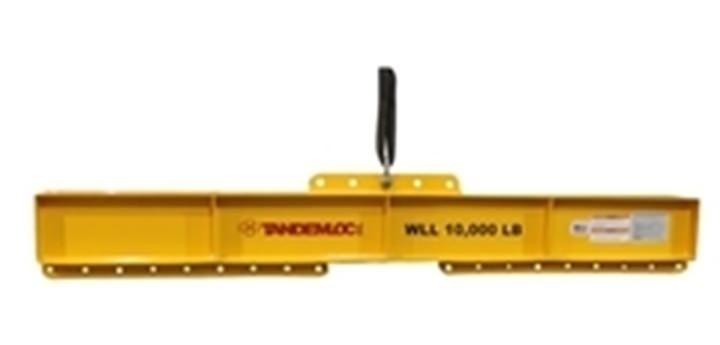 Picture for category Lift Beams with Multi-Pick Pad Eyes