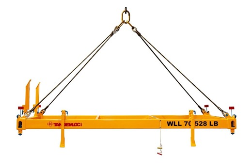 Picture of N33000 Fixed Manual Container Spreader Frames