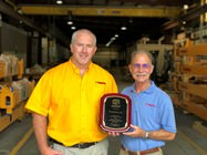 Picture of Tandemloc Receives SHARP Award for the 10th Consecutive Year