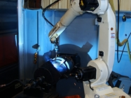Picture of Tandemloc's Robotic Welding Department
