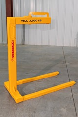 Picture of AN17A Lightweight Pallet Lifter