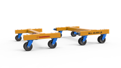 Picture of T10000A-1PA Cart for ISO Container Spreaders